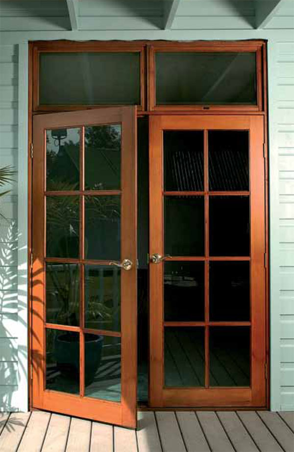 Stegbar door for Flyscreens for french doors