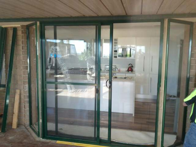 Security screen doors sliding security screen door adelaide for Sliding security doors